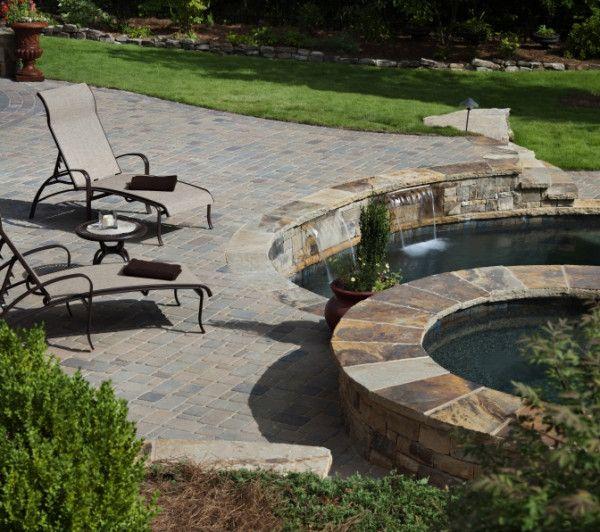 Backyard Retreat, Modern Pools