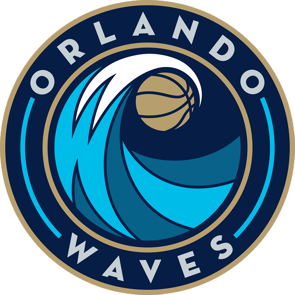 Pin sports logopng on pinterest - Orlando Waves Primary Logo On Chris Creamer S Sports Logos Page Sportslogos A Virtual Museum Of Sports Logos Uniforms And Historical Items