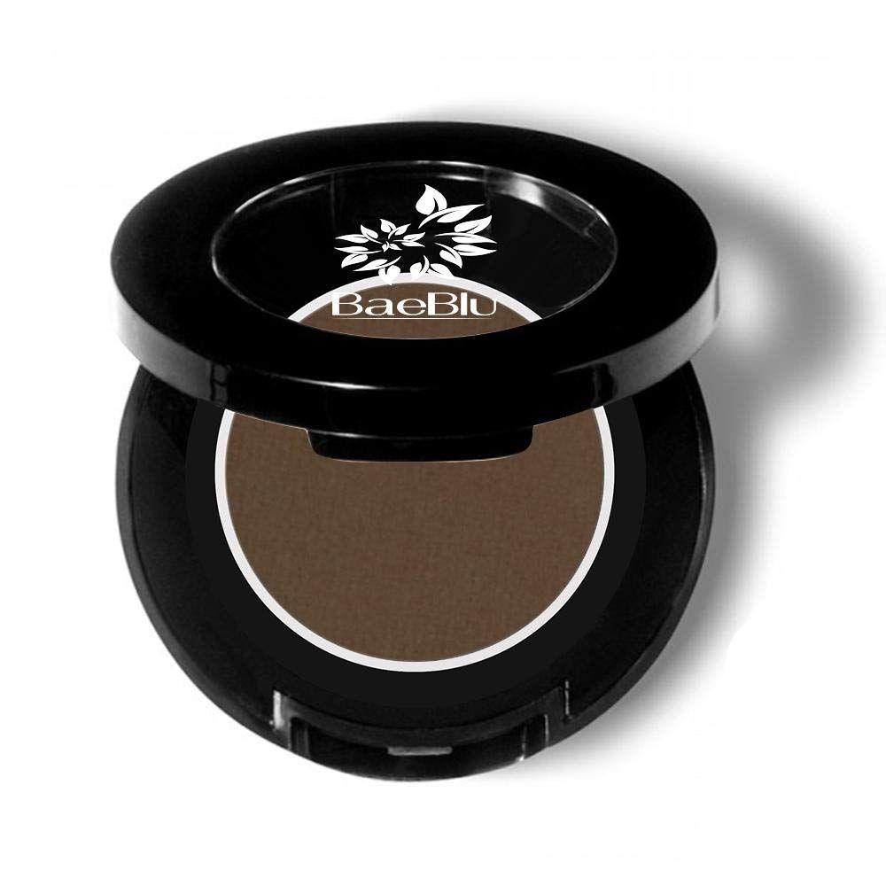 BaeBlu Eyebrow Powder, Organic Vegan 100% Natural, Fill-in ...