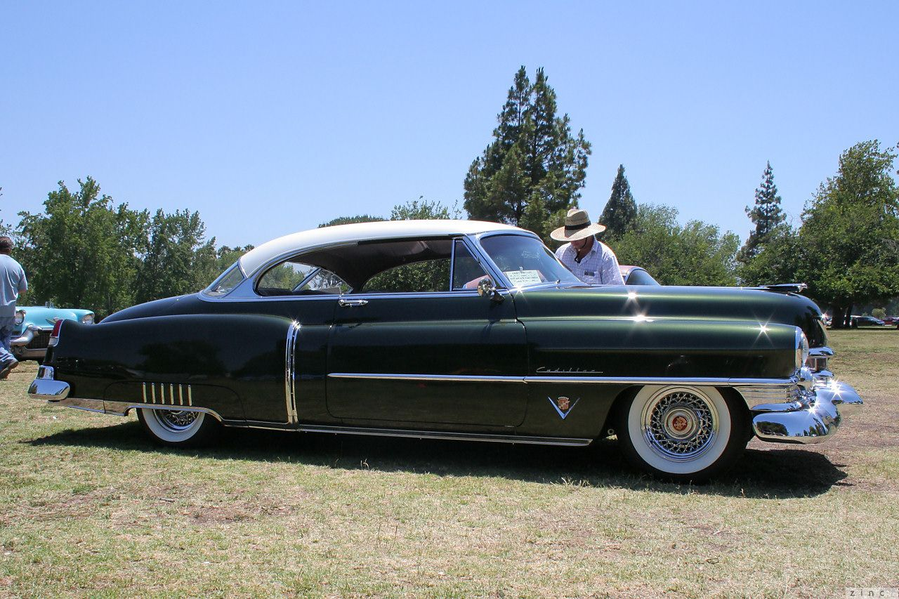 1951 Cadillac Coupe DeVille | '50s Rides | Pinterest | Cadillac