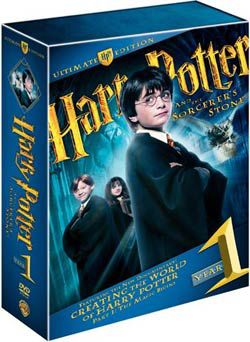 harry potter and the sorcerers stone extended blu ray