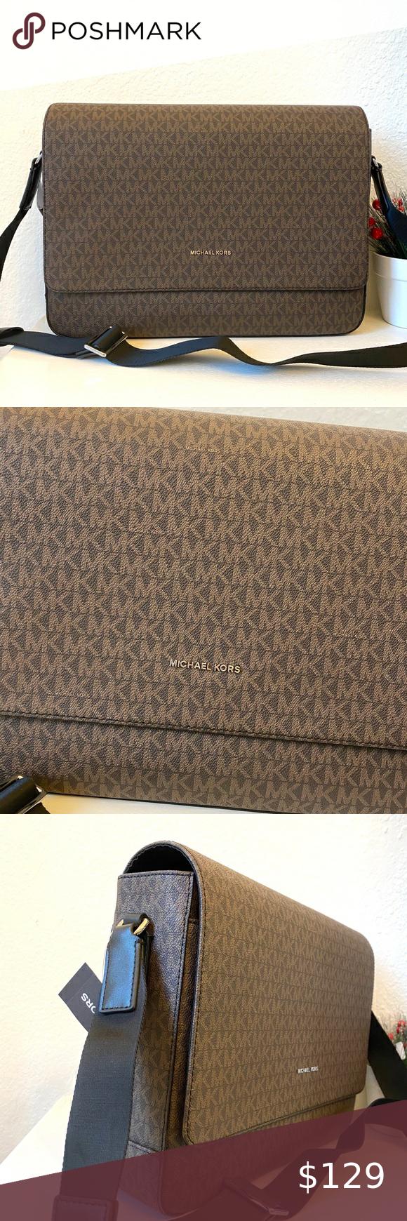 Michael Kors Men Harrison Messenger Bag