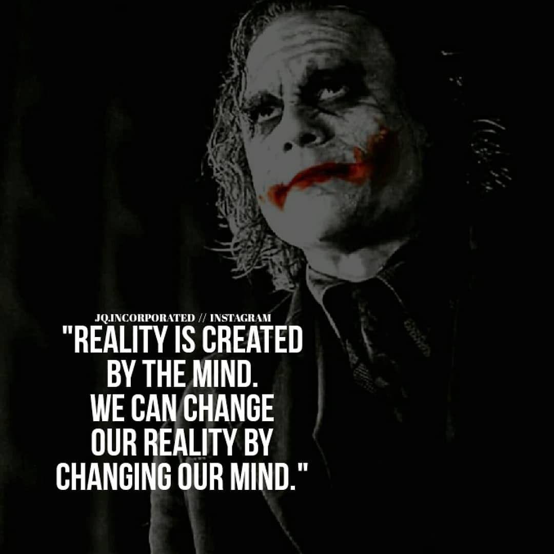 People Change Quotes Joker