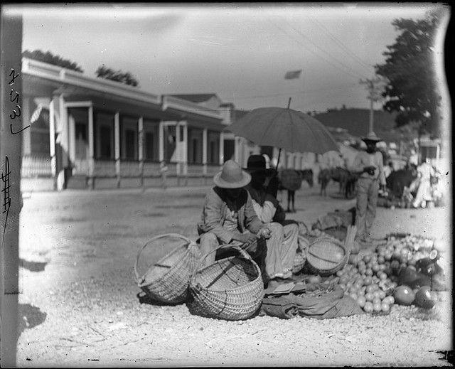 Market Scene Con Imagenes