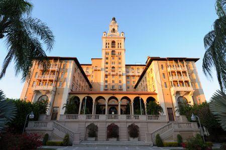 The Historic Biltmore Hotel In C Gables Miami Florida