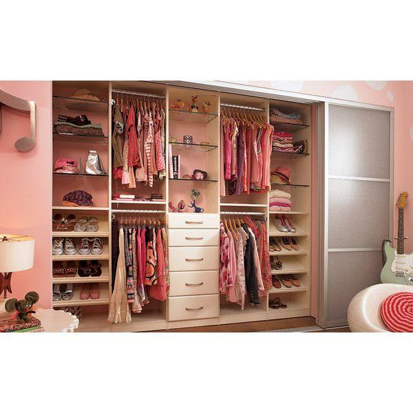 Bon California Closets NYC, Closet Design, Custom Closets, Built In Closets,  Closet Designers Found On Polyvore