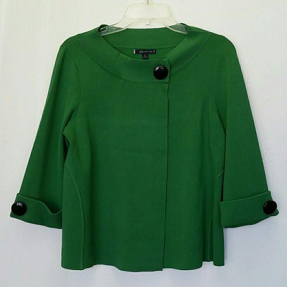 Vintage Anne Klien Sweater Jacket Vintage Anne Klien Sweater Jacket in a very good condition. Anne Klein Sweaters