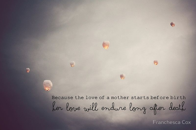 Love Of A Mother By Franchesca Cox - Quotes