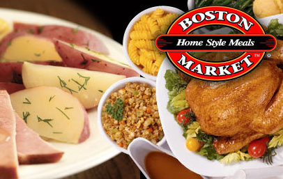 40 Boston Market GC for you and one for someone in need