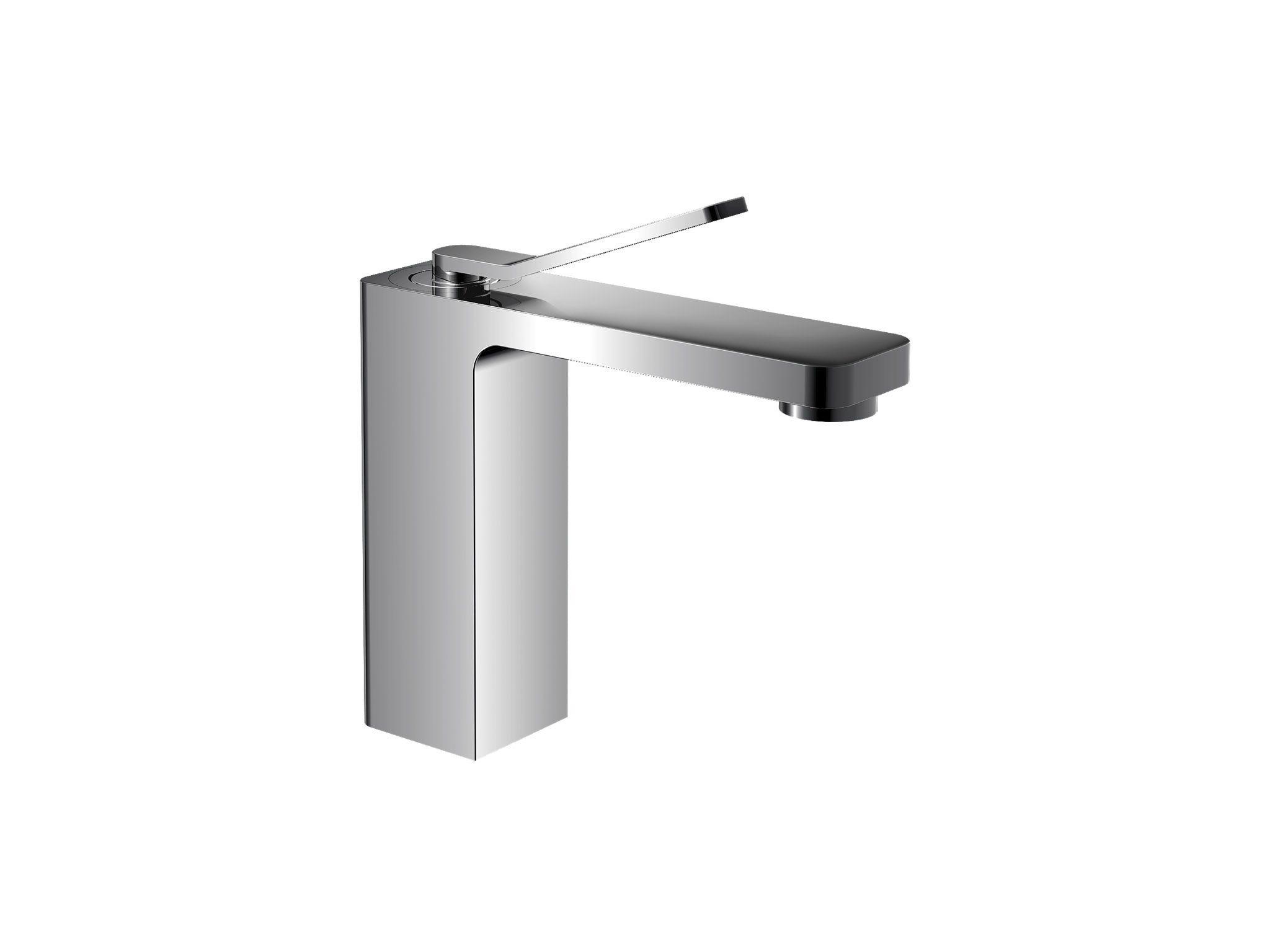 Siena monomando baja para lavabo cromo 1 mxp for Llaves modernas para lavamanos