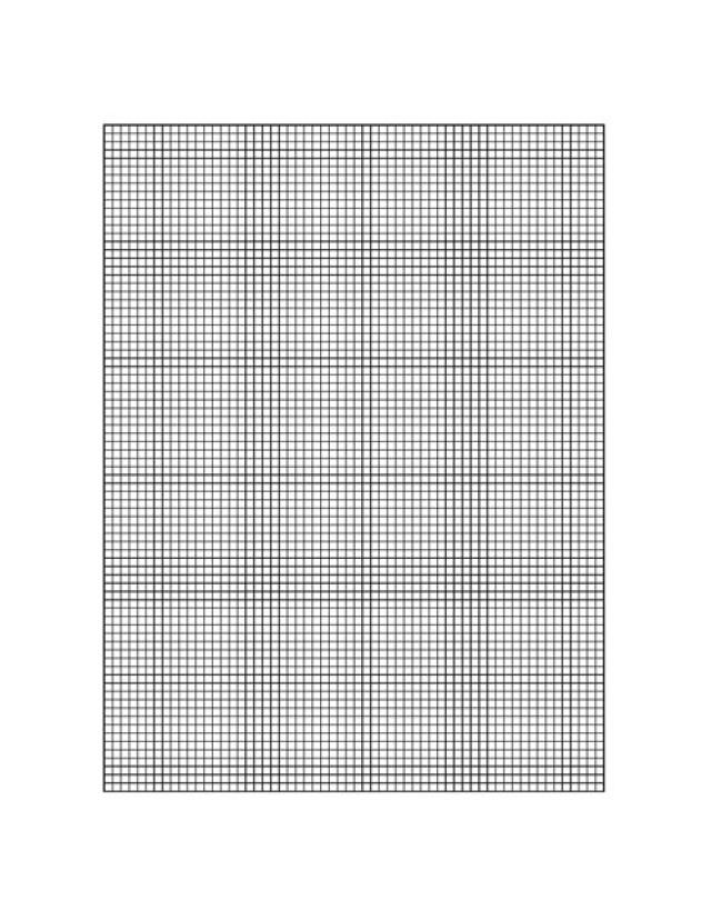 Downloadable Graph Paper  Graph Paper And Crochet