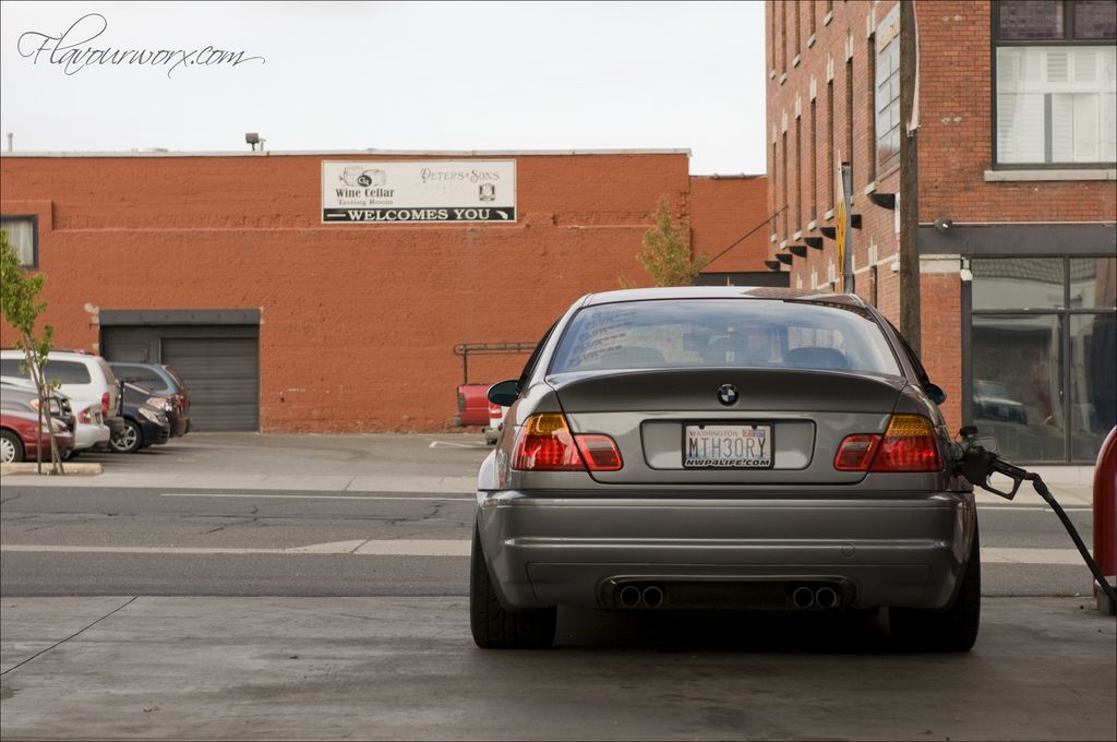 Amber Tail Lights And Corners Bmw Bmw Alpina Bmw M3