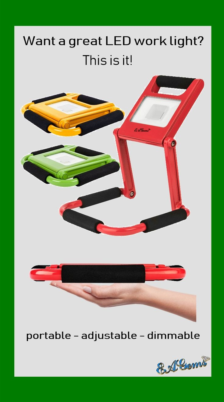Whether You Are Looking For Emergency Lights A Spotlight A Flashlight To Light Up A Dark Path Or A Light To Focus O Work Lights Led Work Light Led