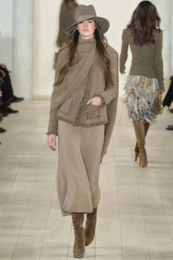 Ralph Lauren Fall 2015 RTW | Fashion Style Mag | Page 40