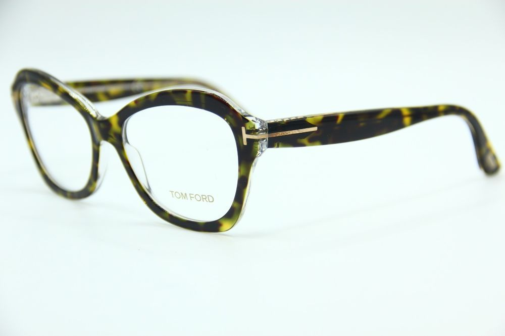 05db60e08be3e NEW TOM FORD TF 5359 056 TORTOISE AUTHENTIC RX EYEGLASSES TF5359 53-16  W CASE