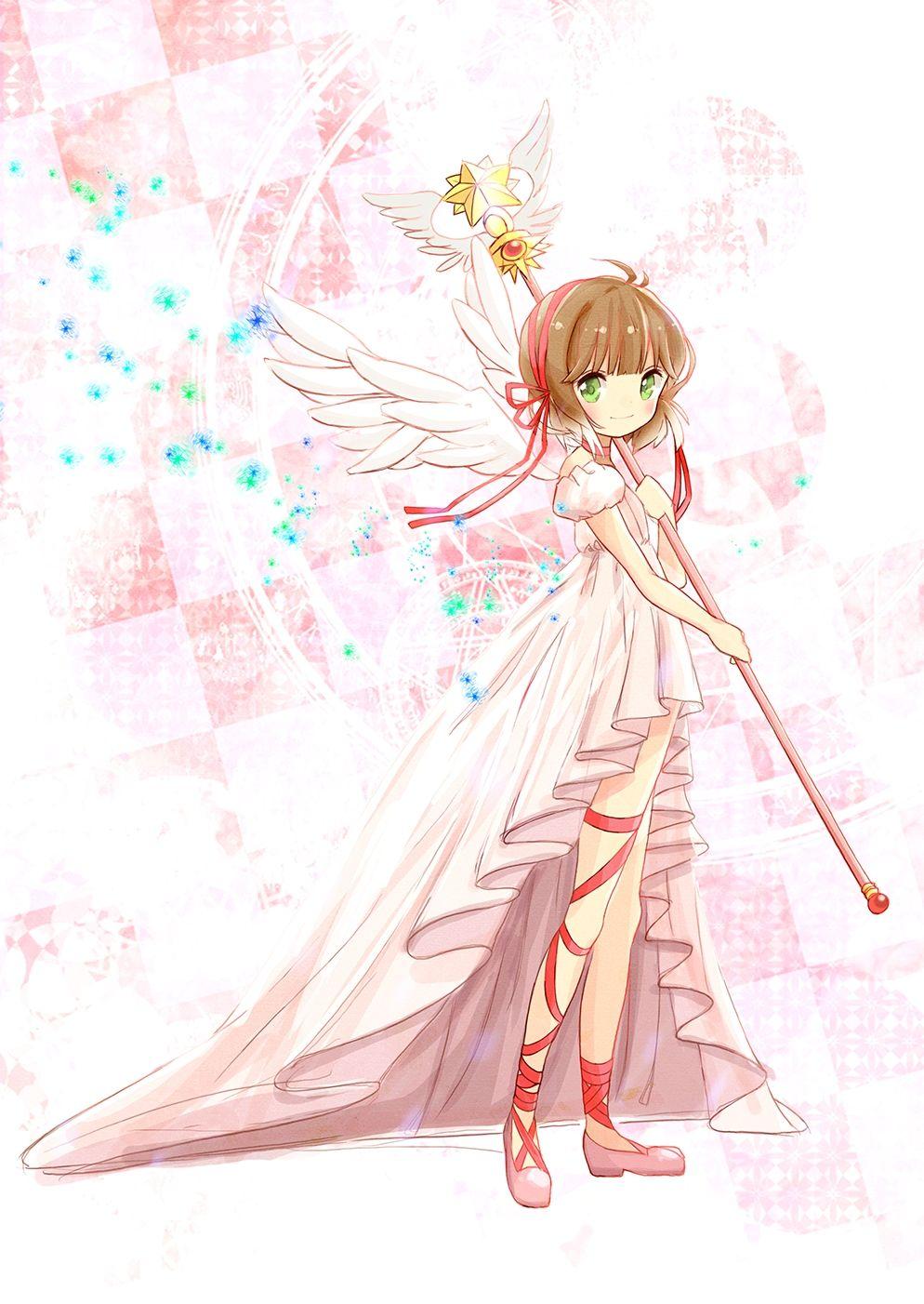 Kinomoto Sakura/1817061 Zerochan Hoa anh đào, Anime