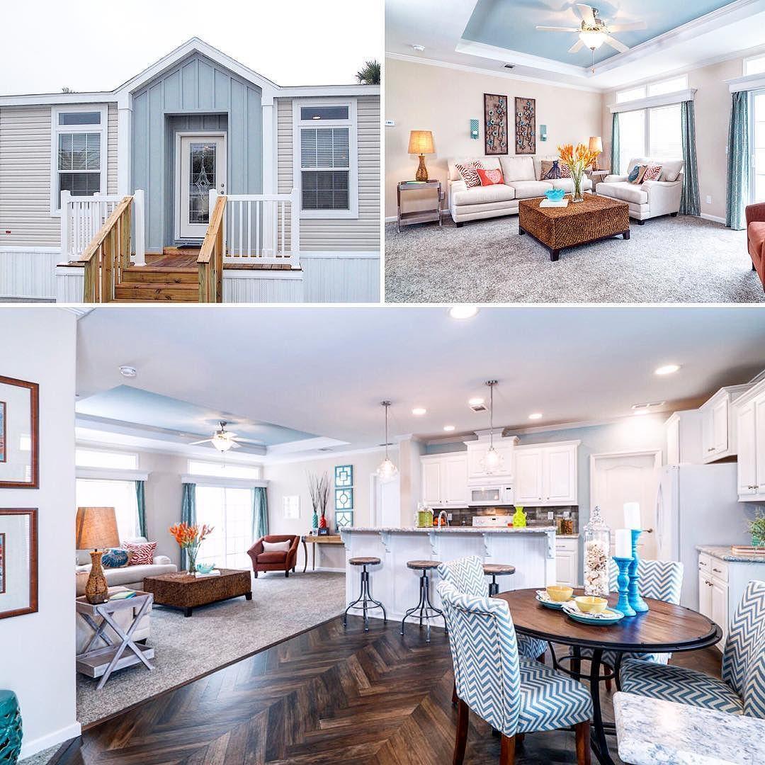Single wide | House Remodeling | Pinterest | Mobilheim und Häuschen