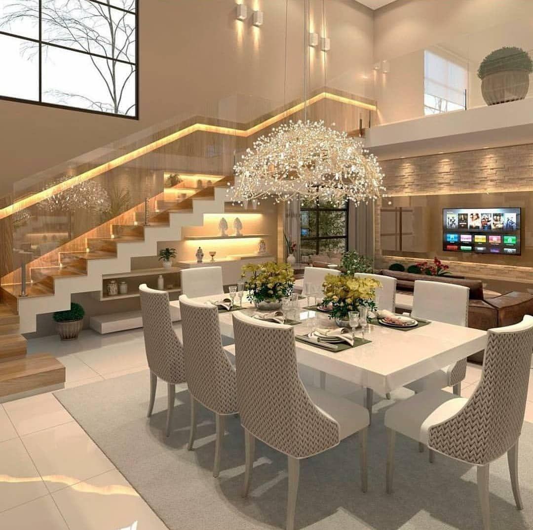 3 647 Curtidas 103 Comentarios Interiores E Decor Interior Inspira No Instagram Inspir Dream House Interior Luxury Homes Dream Houses Dream Home Design