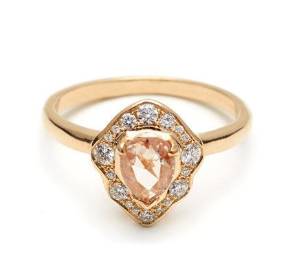 Camellia Petal Ring – Anna Sheffield