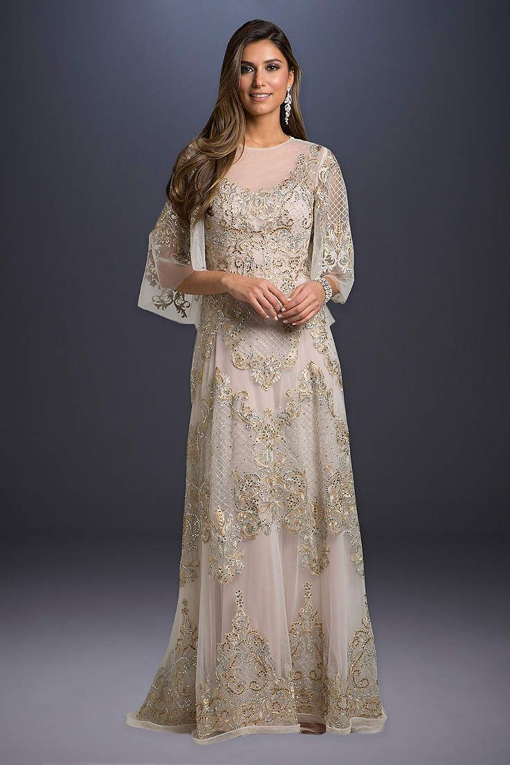 View sleeves long wedding dress at davidus bridal caseyus