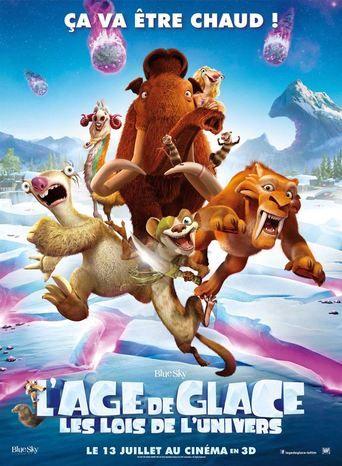 Lâge De Glace 5 Les Lois De Lunivers Streaming Vf