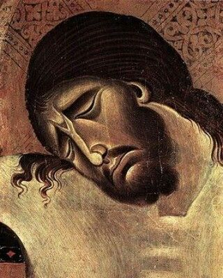 My King is the Son of the Most High, yet he was stepped on like dirt.  He suffered many things for me.  The soldiers spat on him.  How could they spit on my King?... He was disgraced, but that is why I glorify him (Young Ezekiel, 131-132).