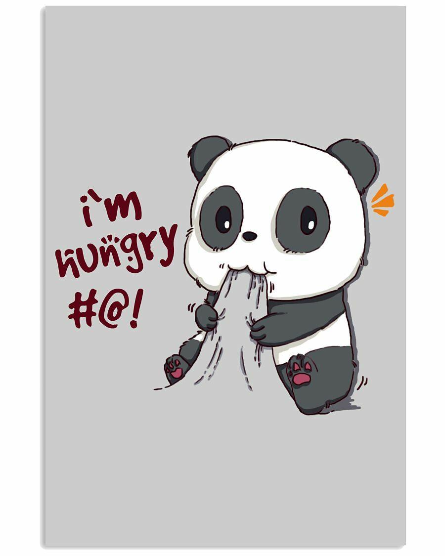 Hungry Panda Panda Art Cute Panda Wallpaper Cartoon Panda