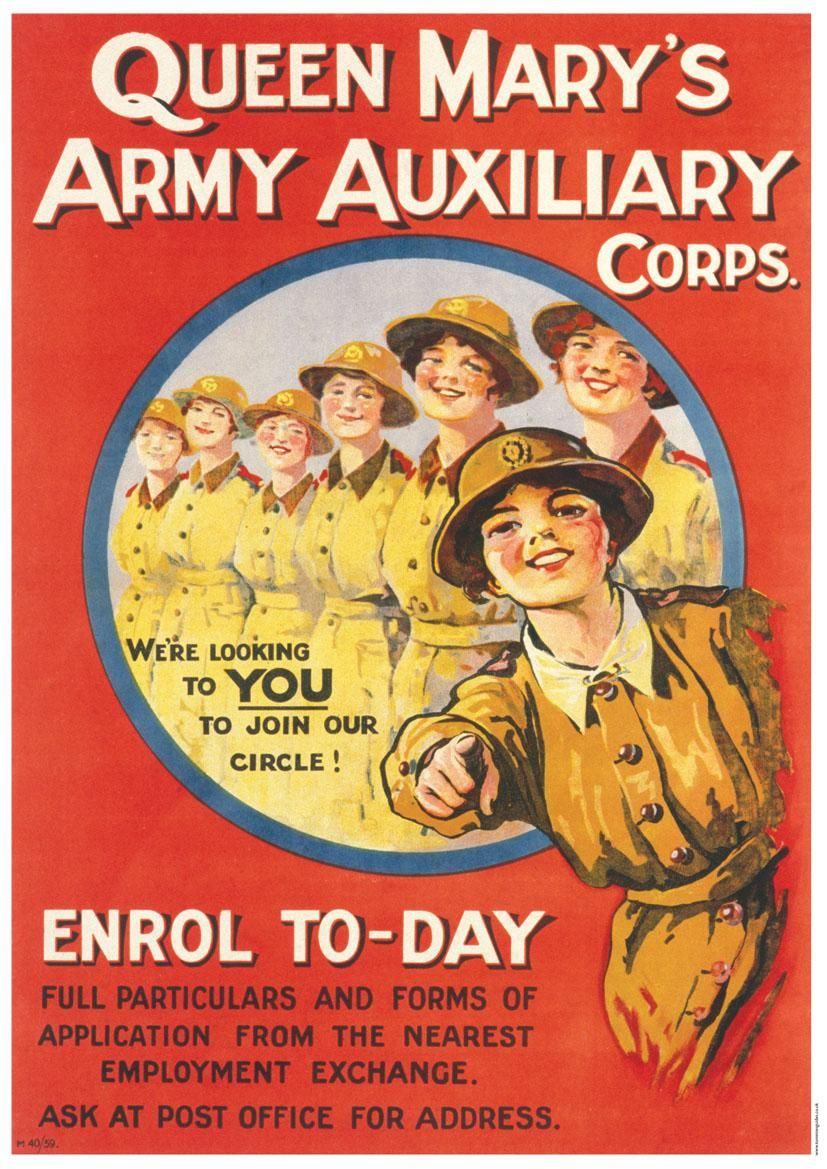 Auxiliary Occupation