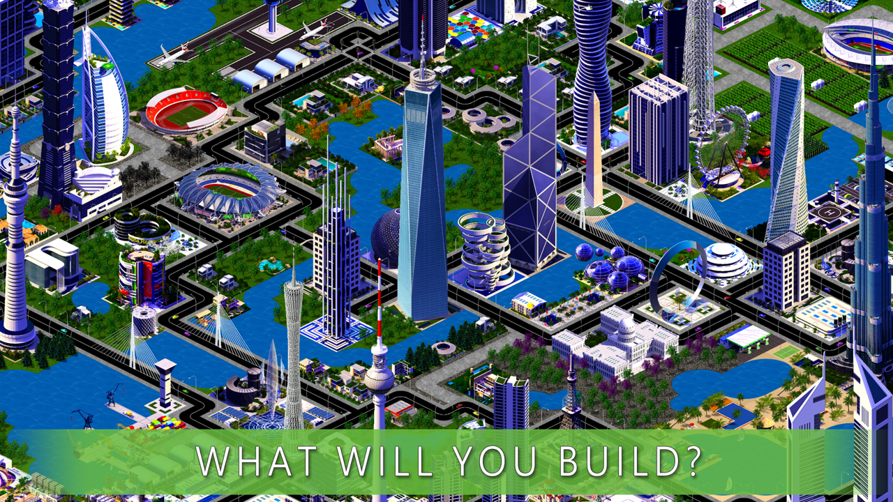 Designer City Building Game City Designer Game Building City Design City Building Game Building Games