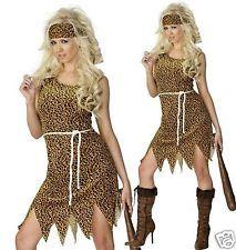 Caveman fancy dress plus size