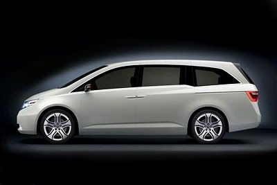 2012 Honda Odyssey   The Engine Produces 248 Hp And 250 Lb Ft. Of