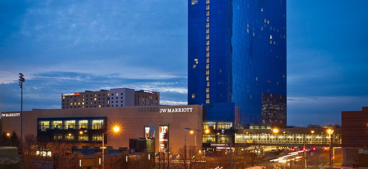 Experience World Class Accommodation At The Luxurious Jw Marriott