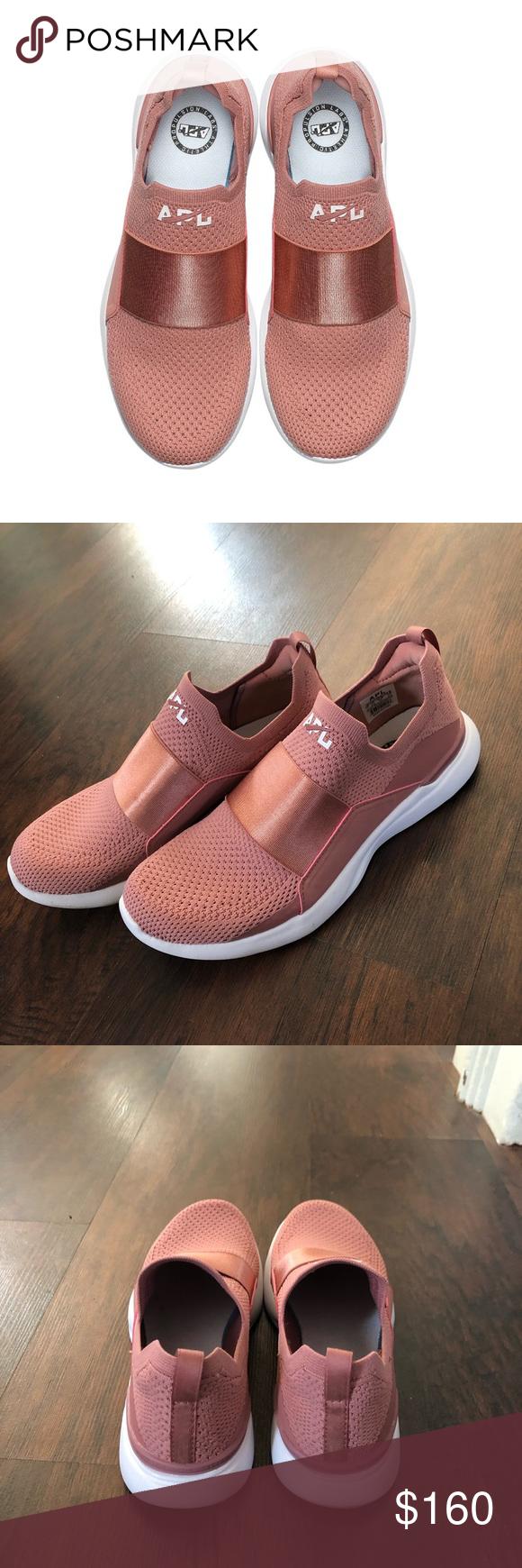 APL Techloom Bliss Sneaker 7 Dusty Red