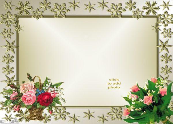 Beautiful Photo Frame Imikimi Com   Framess.co