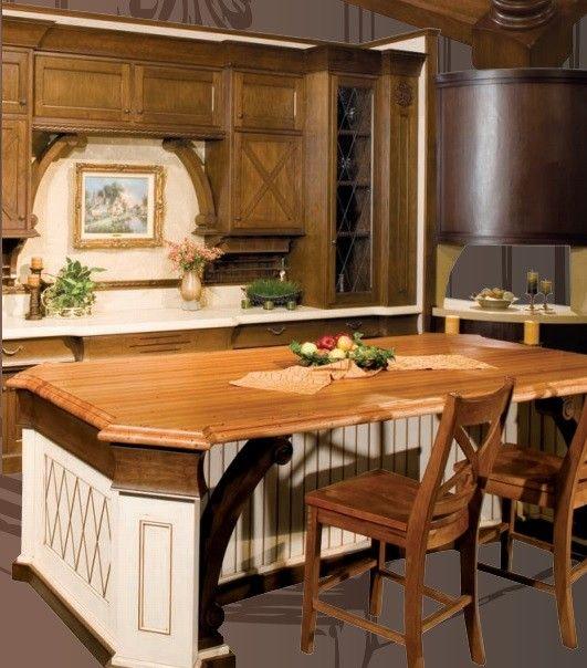 Huntwood Custom Cabinets In Edmonton Ab Butcher Block Countertops Countertops Wood Countertops