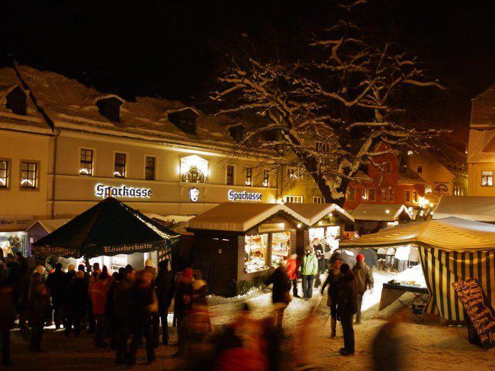 Weihnachtsmarkt Schwarzenberg.Schwarzenberger Weihnachtsmarkt Der Schoenste Im Erzgebirge
