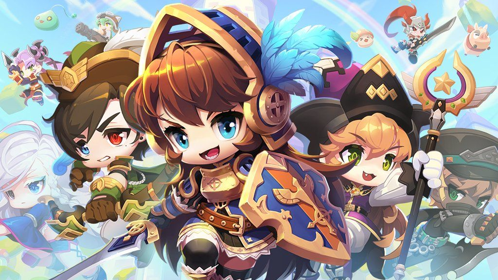 Maplestory 2 has officially launched! (F2P on Steam)