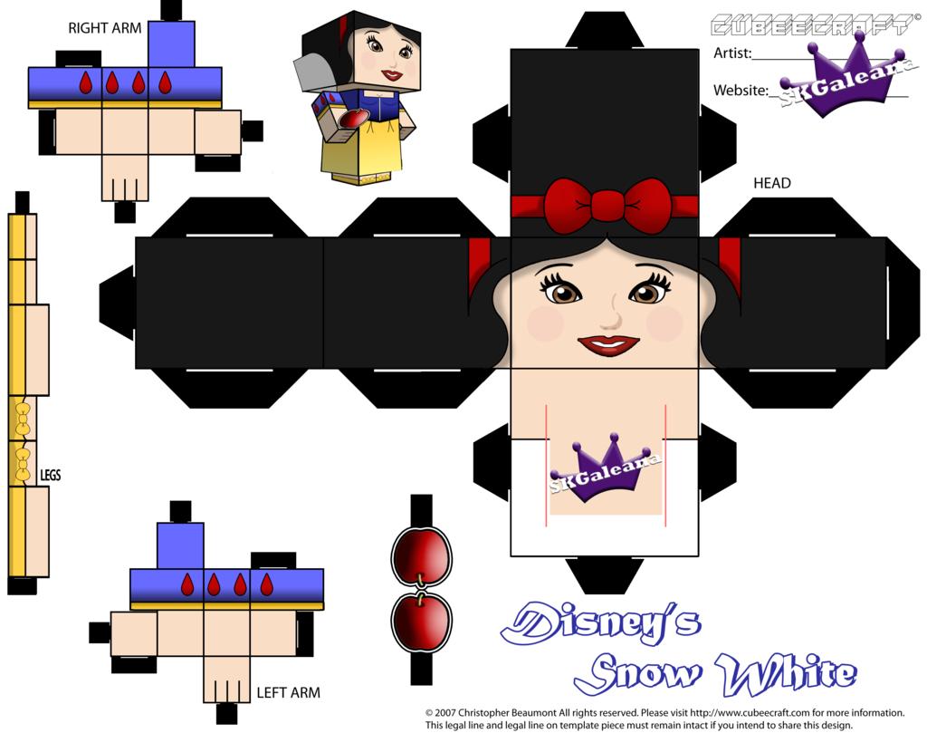 disney s princess snow white part cubeecraft by skgaleana disney s princess snow white part 1 cubeecraft by skgaleana com on