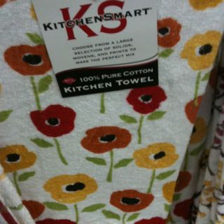 Kitchen towels from bed bath and beyond. I want them