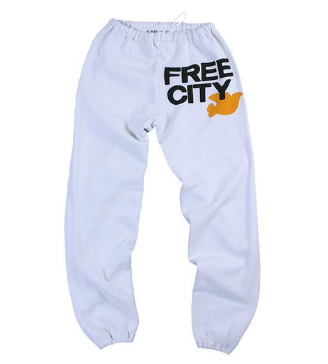Free City Sweatpants Sweatpants Free City Fashion