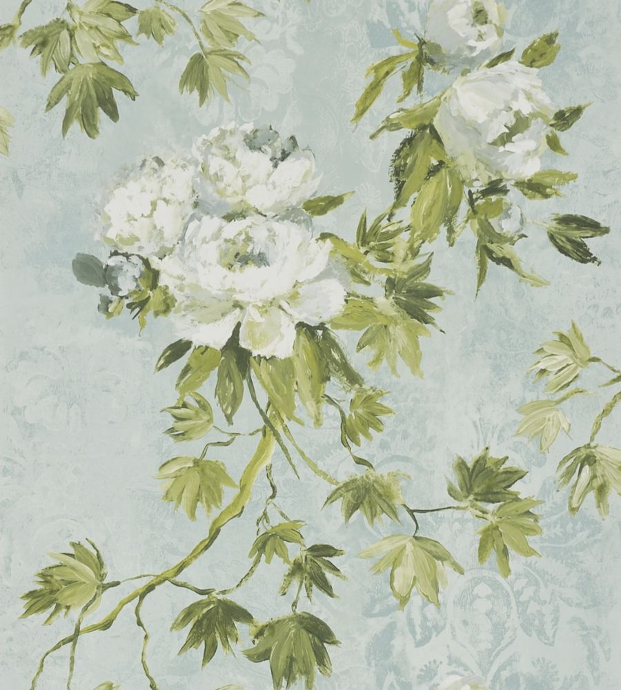 Floreale Wallpaper By Designers Guild