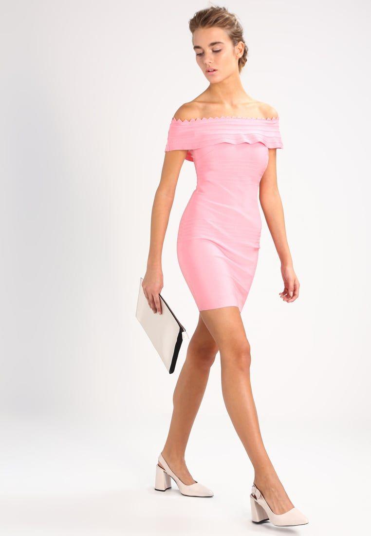 Consigue este tipo de vestido de tubo de Missguided ahora! Haz clic ...