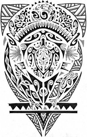 Полинезия - 1 в