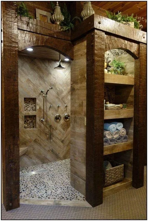 153+ the war against rustic home decor diy cheap bathroom  page 5   homeinspirationss com is part of Rustic bathroom designs -