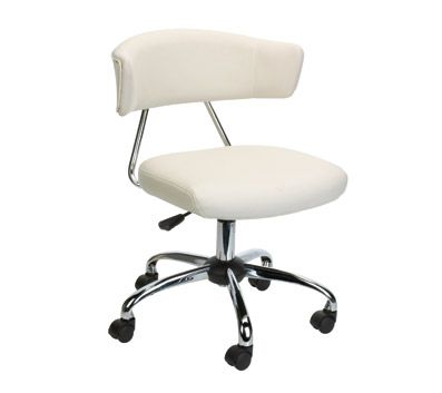 99 Office Max Bon Studip Off White Task Chair Is Available