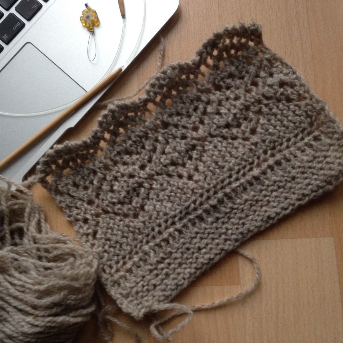 Photo of Tutorial :: Strickspitzengeflecht ::
