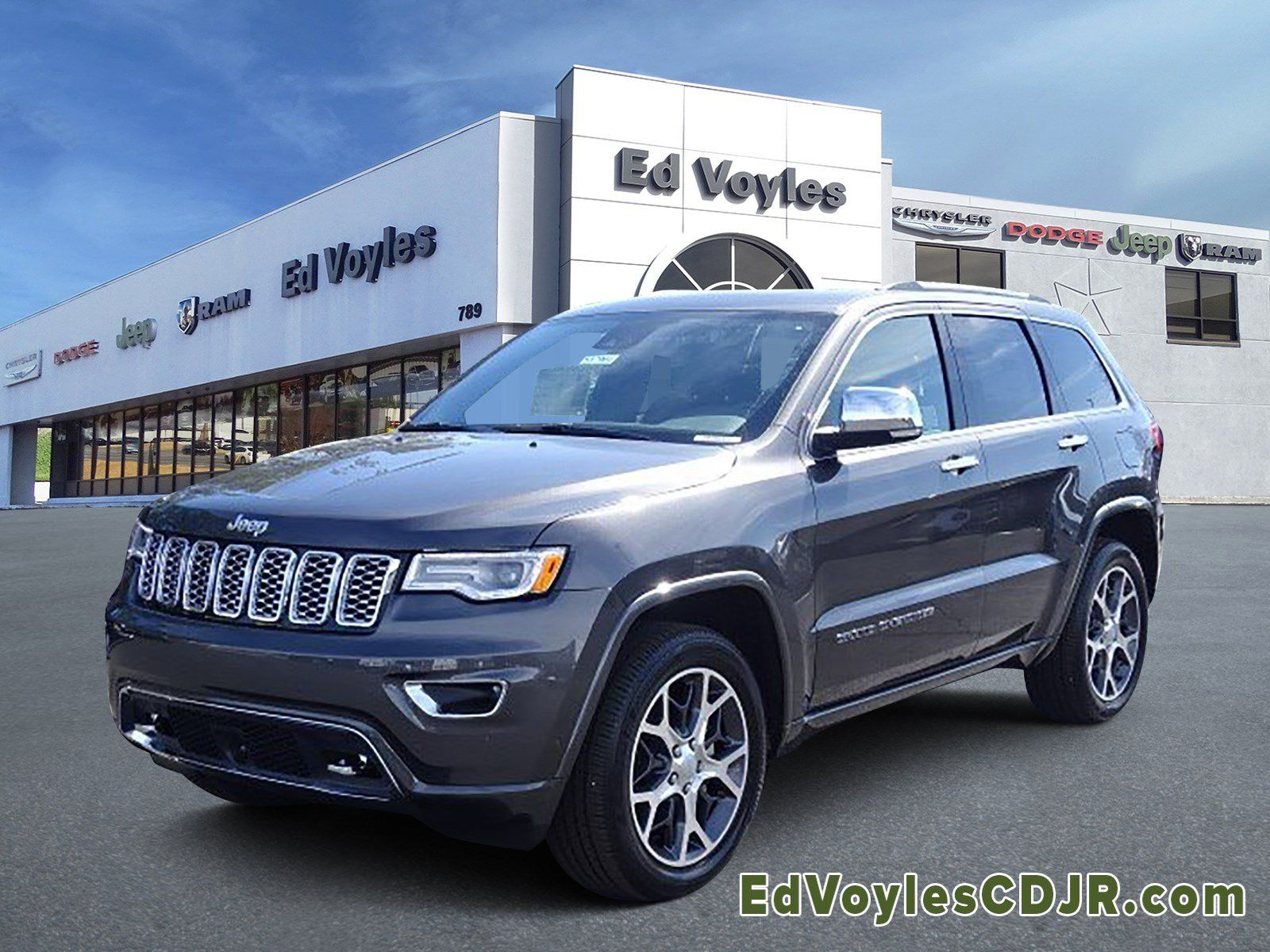 2019 The Jeep Grand Wagoneer