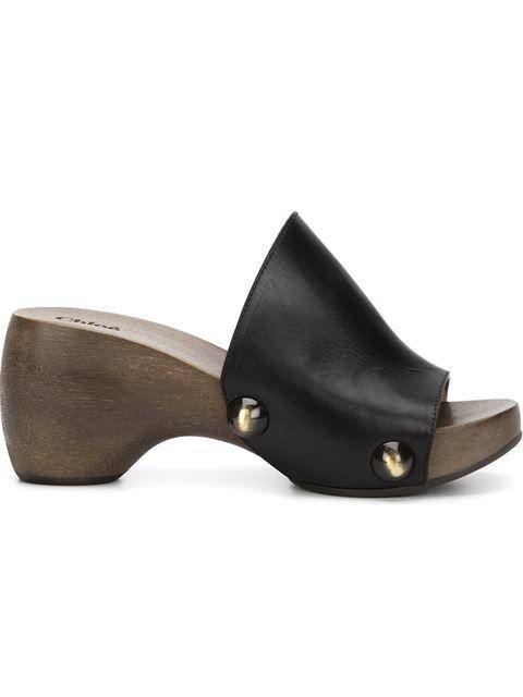 98e0cd7a49 CHLOÉ 'Izzy' Mules. #chloé #shoes #sandals   Chloé   Shoes, Summer ...