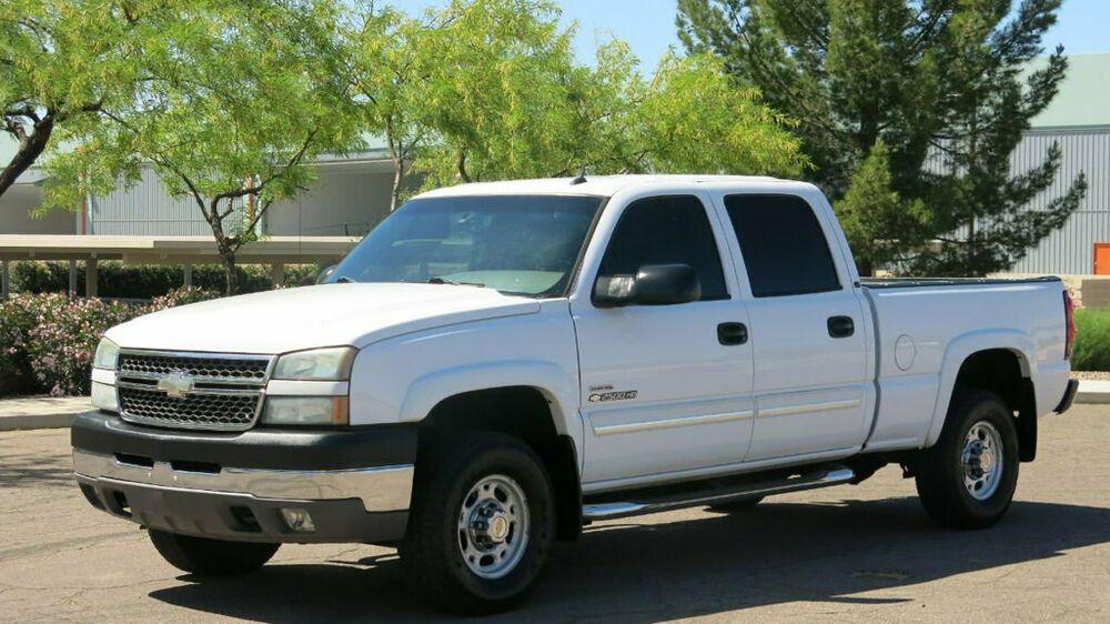 2005 Chevrolet Silverado 2500hd Crew Cab >> Ebay Advertisement 2005 Chevrolet Silverado 2500hd Crewcab