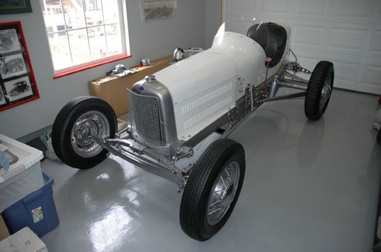 Model T Ford Speedster Kit | The Ford Barn & Model T Ford Speedster Kit | The Ford Barn | Speedster Project ... markmcfarlin.com